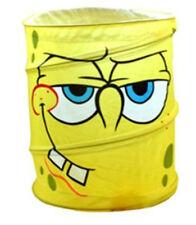 Spongebob Squarepants Concertina Pop up Bin Tidy Novelty Kidz Decor Storage