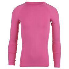 ODLO Sports d'Hiver Sous-vêtements enfants Fille chaud chemise longues manches 140 cm 10 ans A633-4