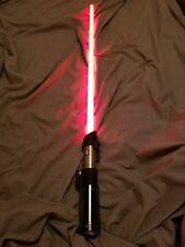 Disney Parks Star Wars DARTH VADER Lightsaber Detachable Blade Kylo Ren grandpa