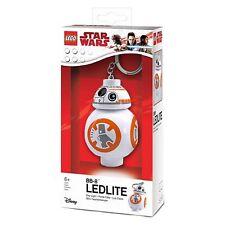 LEGO STAR WARS bb-8 keylight-chain Linterna LED Nuevo Regalo Genial 7.6cm