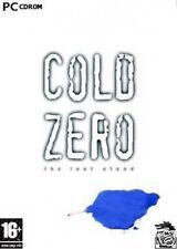Cold zero the last stand (anglais pc classique grand jeu d'ordinateur) neuf scellé