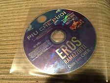 EROS RAMAZZOTTI with CHER SPANISH CD SINGLE SPAIN PROMO PIU CHE PUOI