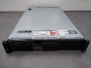 Dell PowerEdge R820 - 4 x E5-4640 32Core, 16GB, H710, 2 x 1100W, 8 x SFF, H710