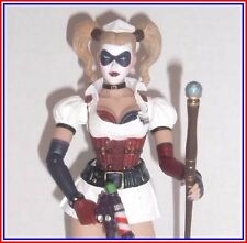 DC DIRECT - HARLEY QUINN - BATMAN ARKHAM ASYLUM SERIES 1 COMPLETE - Collectibles