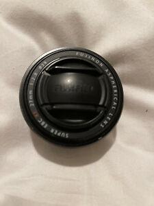 FUJIFILM FUJINON XF 27mm F/2.8 OIS Lens USED VGC BOXED