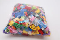 LEGO 2 Pounds Bricks Parts & Pieces Mixed Bulk Lot Brick City Multi Color