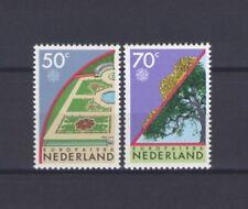 NETHERLANDS, EUROPA CEPT 1986, NATURE & ART, MNH