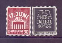 Berlin 1953 - Volksaufstand - MiNr.110/111 postfrisch** - Michel 50,00 € (342)