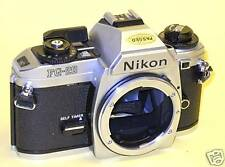 Nikon FG-20 - camera body in extremely good condition