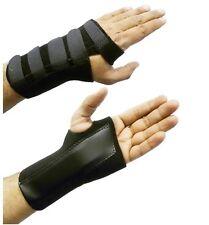 Xl Mano Izquierda Muñeca Neopreno Ajustable 5 Correa Soporte de abrazadera de tablilla Artritis Reino Unido