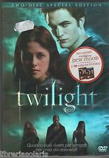 TWILIGHT   2  dvd nuovo sigillato Slipcase