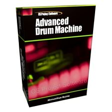 Advanced Drum Machine Beat Music Maker Création logiciel