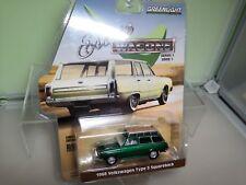 Greenlight 1:64 , 1/64 Green Machine , Chase, 1968 Volkswagen Type 3