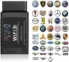 OBDII ELM 327 WIFI OBD2 Scanner Code Reader Automotive Diagnostic Tool Car New