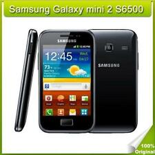 Original Samsung Galaxy Mini 2 S6500 3G 3.15MP Camera 4GB ROM 512MB RAM Phone