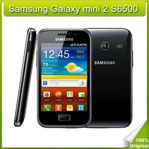 Samsung Galaxy Mini 2 S6500 3.15MP Camera 3G 4GB ROM 512MB RAM Mobile Phone