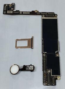 Apple iPhone 8 Plus 64GB Logic Board Main Motherboard Gold ATT + Touch ID