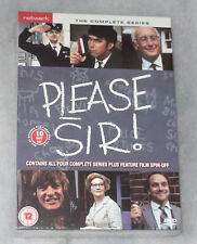 Please Sir - Complete Series + Film - 10 DVD Box Set - BRAND NEW SEALED