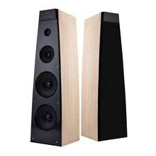 Lautsprecher 3-Wege Standlautsprecher Multimedia Aktiv Boxen mit Bluetooth WIFI