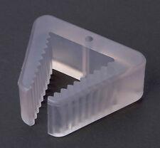 1 Fensterstopper Fingerklemmschutz Kunststoff transparent 58x46mm (6928)