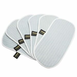 LTWHOME Replacement Microfiber Cleaning Pads Compatible with Hoover SSS1500 S...