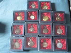 JOB LOT OF POCKET WATCHES X 100 ALL NEW IN BOX