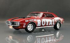 1:18 1968.5 Royal Pontiac Firebird Drag Car ACME