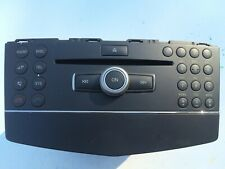 RADIO CD MERCEDES W204 C-Class  A2048700196