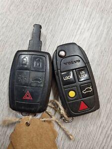 Volvo Car Key Fob Remote x2