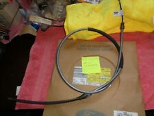 NOS FORD EMERGENCY BRAKE CABLE OEM