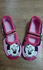 zapatillas bailarinas de niña de Minnie Mouse