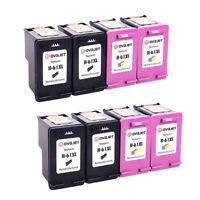 Black & Color 61 XL 61XL Ink Cartridge for HP Envy 4500 OfficeJet 4635 4630 2620