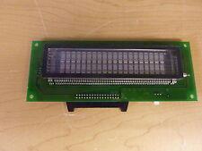 Futaba M202SD08FJ VFD Display Module Board 2 x 20 Char (14591)