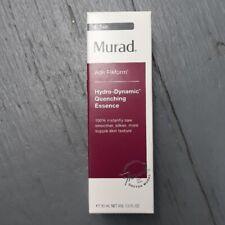 Murad Hydro-Dynamic Quenching Essnce 1oz/30mL NIB