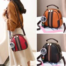 Women's Handbags PU Leather Shoulder Messenger Satchel Tote Crossbody Bags Purse