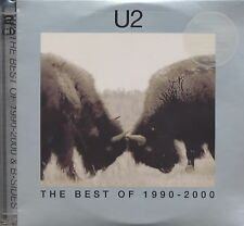 U2 - The Best of 1990-2000  Special Edition     *** BRAND NEW CD + Bonus DVD ***