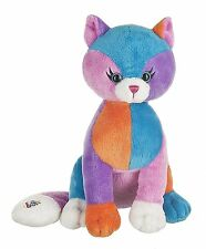 Webkinz Colorblock Kitty NWT   by Ganz, sealed secret code attached!