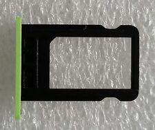 Support De Carte Sim Adaptateur Plateau Vert Luge pour iPhone 5C