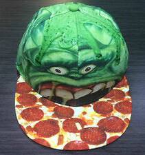 New Era Cap Hat Ghostbusters Slimer Character Face 59fifty Fitted All Over 7