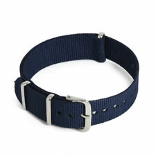 - Wristwatch Strap - (12 Months Guarantee) New - Canvas Pull Through - One-Piece