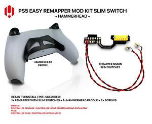 PS5 Easy Remapper BDM-010 - V1| PADDLE MOD KIT SETS SLIM | für PS5 Controller