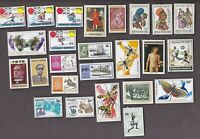 25 RWANDA All Different Stamps