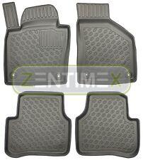 Premium-3D-TPE-Gummifußmatten für VW Volkswagen Passat CC R-Line 3C/35 Typ 3572F