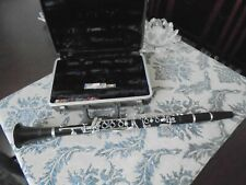 More details for  clarinet with case       elkhart   used