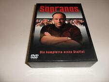 DVD  Die Sopranos - Die komplette erste Staffel