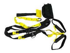 STRAP TRAINING-Übungsgerät Schlingentrainer mit Türanker Befestigung Suspension