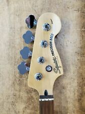 2000 Fender Squire Precision Bass Neck Standard Series W/Tuners