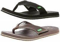 Sanuk Men's Beer Cozy Sandals Flip-Flop