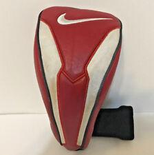 Nike VRS Covert Golf Club Sock Cover High Tech Red Black and White Trim