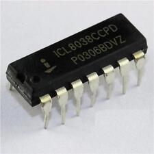 10pcs Brand New ICL8038CCPD ICL8038 DIP-14 INTERSIL NEW Z3